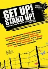 BRYAN ADAMS/TRACY CHAPMAN/PETER GABRIEL/+ - GET UP!STAND UP!  DVD POP NEU