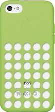 Genuine Apple MF037ZM/A iPhone 5c Silicone Case - Green