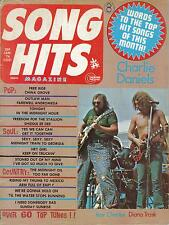 1/74 SONG HITS magazine  CHARLIE DANIELS  Ray Charles
