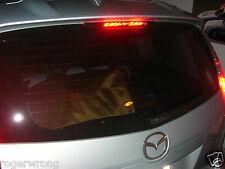 Mazda 5 3rd brake light decal overlay 06 07 08 09 2010