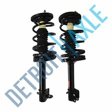 Pair (2) NEW Complete Rear Ready Strut Assembly for Chrysler Dodge Plymouth Neon