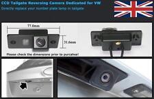 Volkswagen Reverse Camera CCD VW Golf MK4 Bora Passat Polo 3C Tiguan Touareg GTI