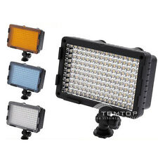 NEW CN-160CA LED Video Light for Canon Panasonic Camera DV Camcorder