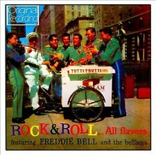 Rock & Roll... All Flavours by Freddie Bell & the Bellboys (CD, Oct-2010,...