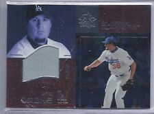 2004 Reflections Baseball Eric Gagne Jersey Card