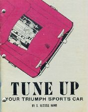 TUNE UP Your Triumph Sports Car by S. Russell Hawe