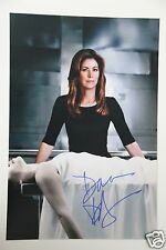Dana Delany 20x30cm Foto Body of Proof + Autogramm / Autograph signed in Person