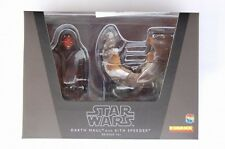 Star Wars Kubrick Darth Maul & Sith Speeder 2 Pack by Medicom