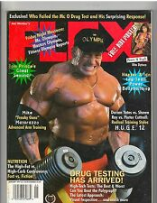 FLEX Bodybuilding Muscle Magazine/Dorian Yates Mr Olympia 1-97
