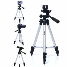 Universal Portable Aluminum Tripod Stand & Bag For Canon Nikon Camera Camco