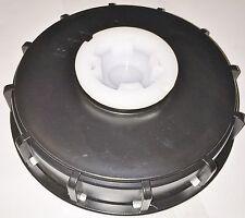 """IBC Tote 275-330 Tank CAP 6"""" COVER 2"""" NPT LID Bung Adapter SCHUTZ Banjo TL651S"""