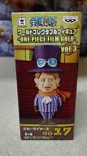 ONE PIECE WCF FILM GOLD Vol. 3 JIMMY MYERS FIGURA FIGURE 17 NEW NUEVA