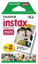 20 Fujifilm Instax Mini Twin Pack Instant Films Mini 7s 8 25 50s Mini 90 SP-1