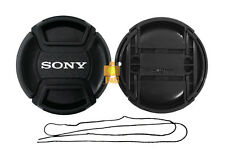 NEW SONY LENS CAP LC-49 / FOR 49mm LENS / FRONT LENS CAP / For  E18-55mm Lens