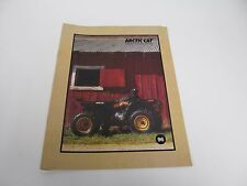 1996 Arctic Cat World Class ATV Catalog