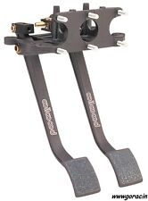 Wilwood Swing Mount Brake & Clutch Aluminum Pedal Assembly,6.25 to 1 Ratio _