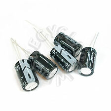 5 x 470uF 35V Radial Lead Electrolytic Capacitor 10x17 mm