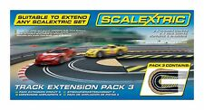 Scalextric Track Extension Pack 3 - Hairpin Curve 1:32 slot car track C8512