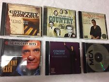 CLASSIC COUNTRY CD LOT