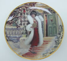 Barbie Holiday Voyage Collector Plate 1998 Holiday Collection 2283/24,500