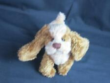 Ganz COTTAGE COLLECTIBLES FULLY JOINTED LEG HEAD COCKER SPANIEL PUPPY DOG PLUSH