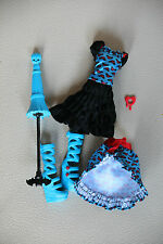 Monster High Fashion Outfit Ghoulia Yelps Freaky Fusion Kleidung