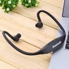 Wireless Bluetooth Headset SPORT Stereo Headphone for iPhone Samsung LG A3