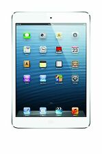 Apple iPad Mini 64GB Wi-Fi + 4G Cellular - White MD545LL/A