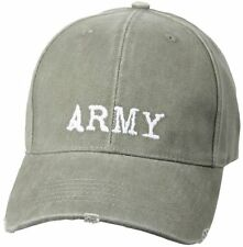 9486 Rothco Vintage Army Low Profile Cap - Olive Drab