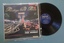 "Paul Mauriat ""Prestige de Paris"" LP PHILIPS 844 730 BY Italy 1967 VG+/VG+"