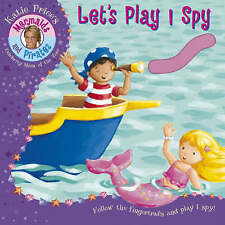 Katie Price Mermaids & Pirates: Let's Play I Spy: A Fingertrail Book,Price, Kati