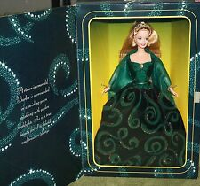BARBIE SOCIETY STYLE COLLECTION LIMITED EDITION EMERALD ENCHANTMENT BARBIE