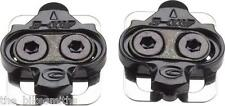 Exustar CO3F SPD Pedal MultiRelease Cleats fit Shimano SM-SH-56, 51/ Wellgo 98A