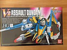 V2 Assault Gundam HG 1/100 Plastic Prototype Variable Form (V-Gundam) Bandai