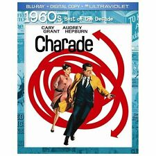 Charade (Blu-ray Disc, 2013, Includes Digital Copy; UltraViolet)