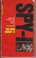 Mod Squad 4  TV tie in   Michael Cole, Clarence Williams III, Peggy Lipton
