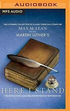 Martin Luther's Here I Stand : The Speech That Launched the Protestant...