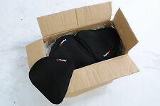 WHOLESALE JOB LOT 15 REAL GEL WIDE BIKE SEAT SADDLE COVERS COMFORT 25cm x 24cm