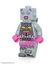 LEGO Collectible MiniFigure: Series 11: #16 - Lady Robot (Sealed Pack!)