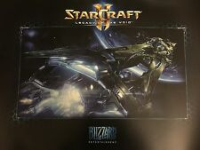 BlizzCon 2015 Starcraft 2 Legacy Of The Void Official Massive Size Poster Rare