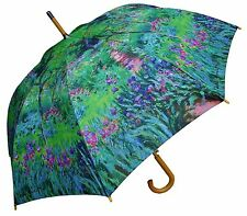 "Lot of 12 - Fashion & Artist Assorted Print Umbrellas-RainStoppers, 48"" Arc Auto"