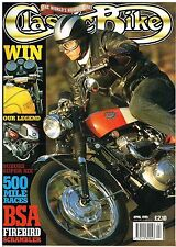 CB Apr 95 Suzuki Super 6 BSA A65 Firebird scrambler Gnome Rhone Norton Dominator