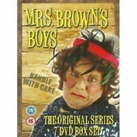 MRS BROWNS BOYS Complete Original Series DVD BoxSet Collection Part 1 2 3 45 6 7