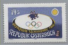 Österreich 2243 Olympische Winterspiele, Nagano (Japan) 1998 **