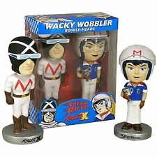 FUNKO SPEED RACER & RACER X BOXED SET BOBBLEHEAD NEW