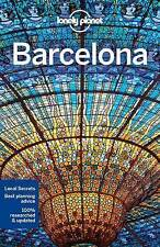 Barcelona 2016 Travel Guide & Pull-Out Map (NEW) Latest Edition By Lonely Planet