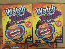 Watch Ya' Mouth Funny Family Mouth Guard Party Board Popular Game Speak Out New