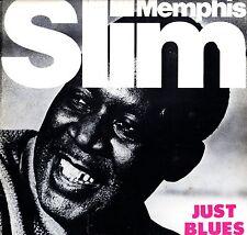 """MEMPHIS SLIM - Just Blues 1982 (Vinile=NM) LP 12"""""""