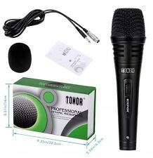 TONOR Professional XRL Singing Karaoke Vocal Dynamic Microphone with 9.8 Feet Co