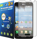 2x Clear LCD Screen Protector Guard Cover Film for LG Ultimate 2 L41C